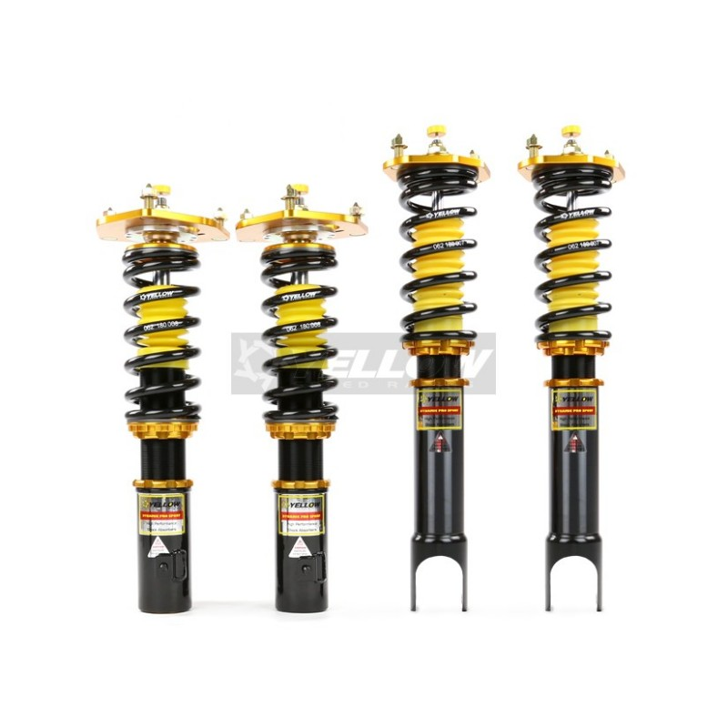 Yellow Speed Racing Coilovers - Integra Type R DC2