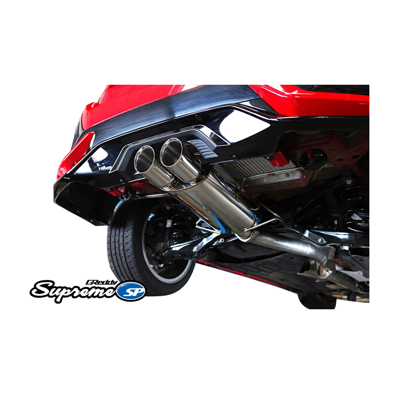 GReddy Supreme SP Cat Back Exhaust - Civic 1.5L Turbo FK7