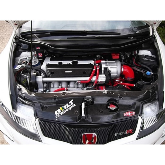 TTS Performance Rotrex Shaft Drive Kit - Civic Type R FN2 (With A/C)