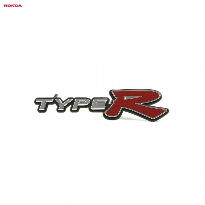Badge Avant TYPE R Honda Origine - Civic Type R EP3 Phase 2