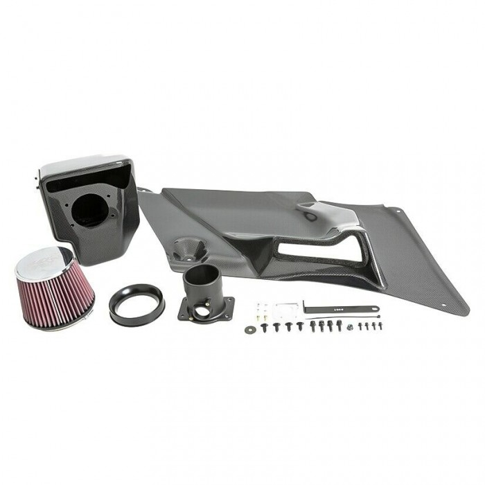 Gruppe M Ram Air System Carbon - Civic Type R FN2 LHD