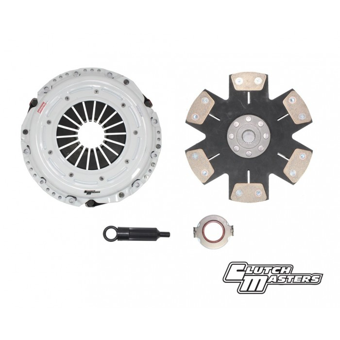Clutch Masters 2016+ Honda Civic 1.5T Clutch FX400 Rigid 6-Puck Ceramic Disc