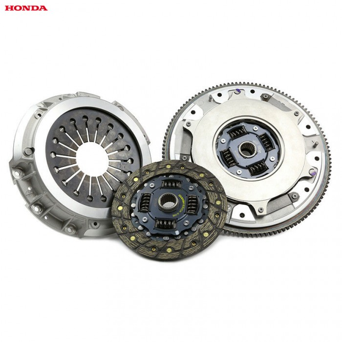 Genuine Honda Clutch Kit + Flywheel - NSX NA1 C30
