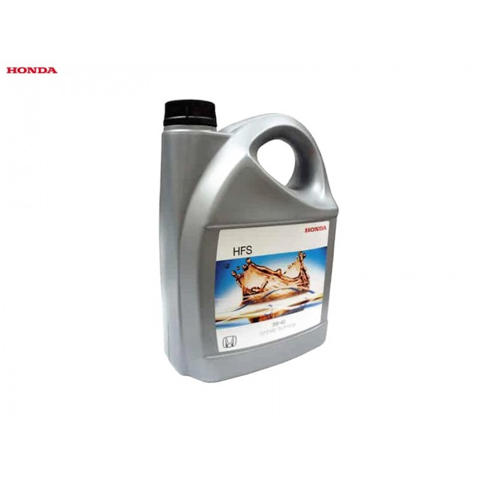 Genuine Honda Engine Oil 4L Synthetic 5W40 Petrol