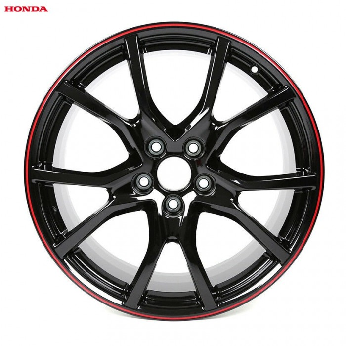 "Genuine Honda 20"" Alloy Wheel Black - Civic Type R FK8"