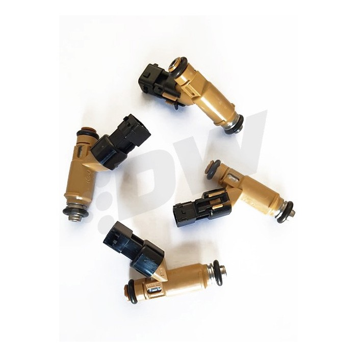 Deatschwerks 600cc Plug and Play Injectors - Civic K20/K24 02-08, S2000 F22 06-09