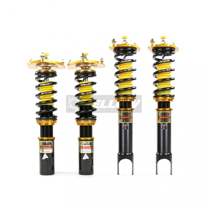 Yellow Speed Racing Dynamic Pro Sport Coilovers - Civic Type R EP3