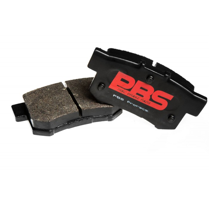 PBS ProTrack Rear Brake Pads Honda