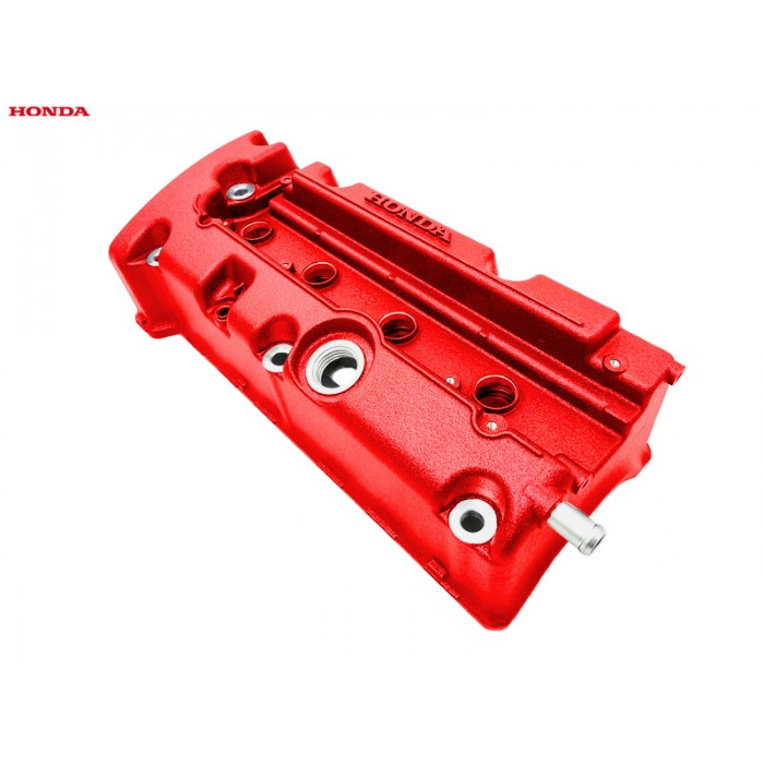 Honda OEM Red Valve Cover K-Series - K20/K24