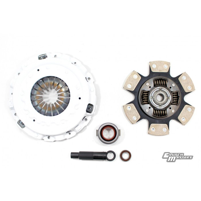 Clutch Masters 2017+ Honda Civic FK8 Type R Clutch FX400 Sprung 6-Puck