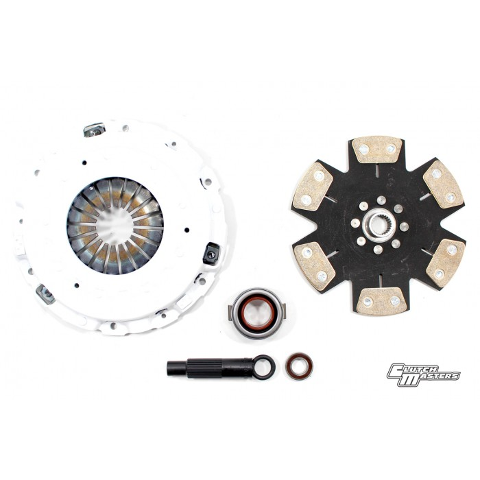 Clutch Masters 2017+ Honda Civic FK8 Type R Clutch FX400 Rigid 6-Puck