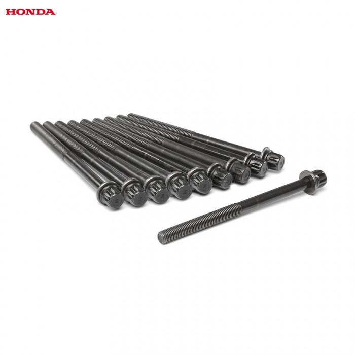 Genuine Honda Head Bolts Studs - Civic Type R FK8 K20C1