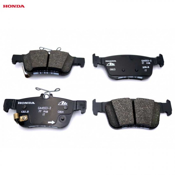 Genuine Honda Rear Brake Pads - Civic Type R FK8