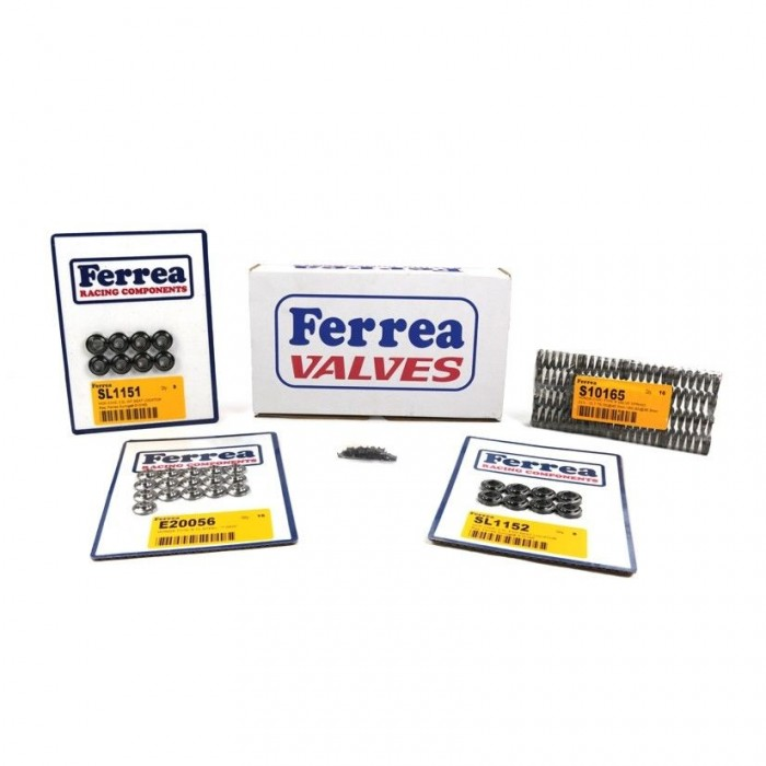 Ferrea Valve Spring Retainer Kit - Civic Type R FK8 K20C1