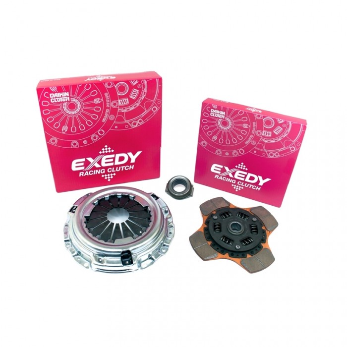 Embrayage Exedy Racing - Séries K - Stage 2