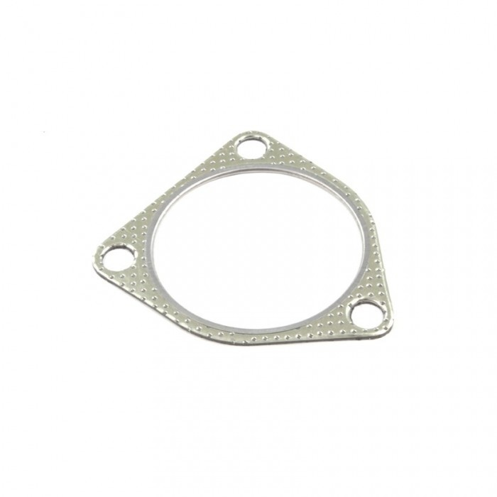 Tegiwa 3-Bolt Cat To B-Pipe Triangle Exhaust Gasket Honda Civic FK2 Type R K20C1 15-17