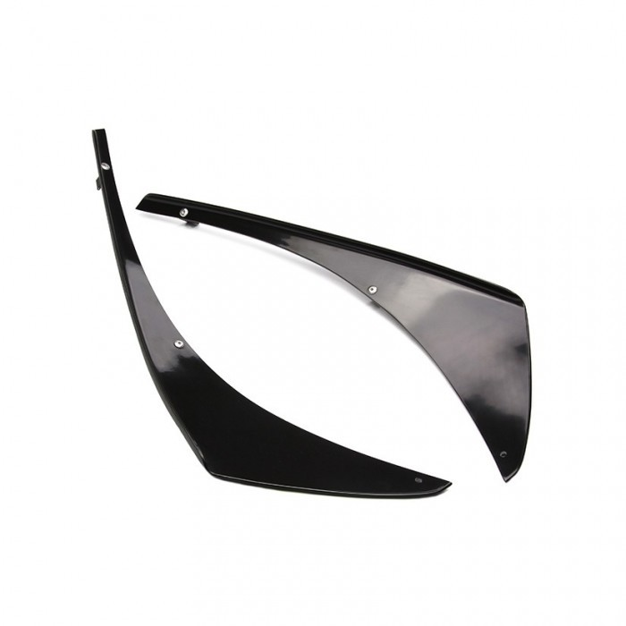 Tegiwa Frp Bumper Canards Civic Type R FN2 07-11