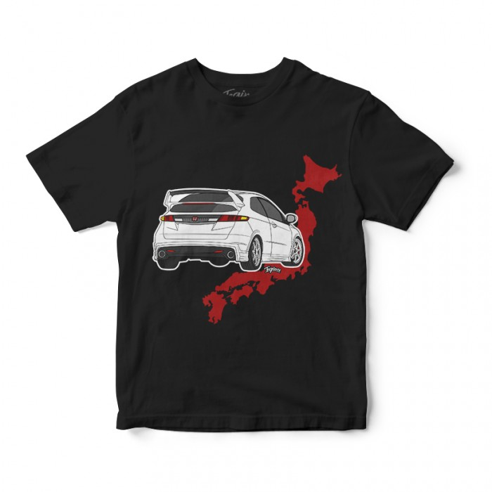 Tegiwa FN2 Civic M200 T-Shirt