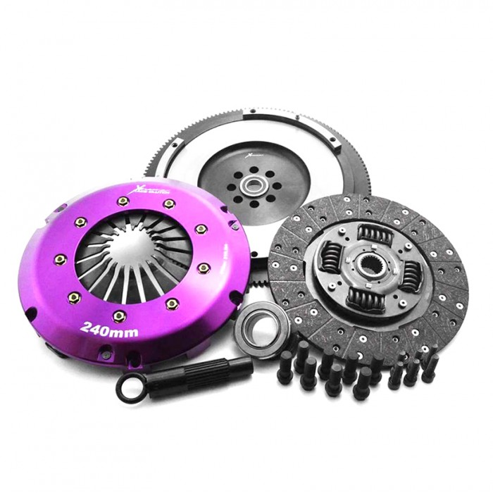 Xtreme Racing Clutch With Flywheel Kit - Civic Type R FK2 / FK8