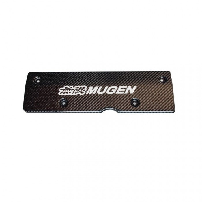 Cache Couvre Bougies MUGEN Carbone - K20