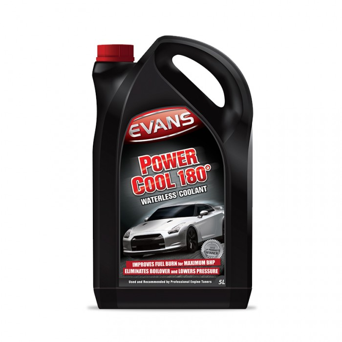 EVANS Power Cool 180 Coolant - 5 Litre