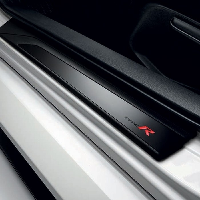 Genuine EDM Honda Illuminated Door Sill Trim Civic Type R FK8 17+