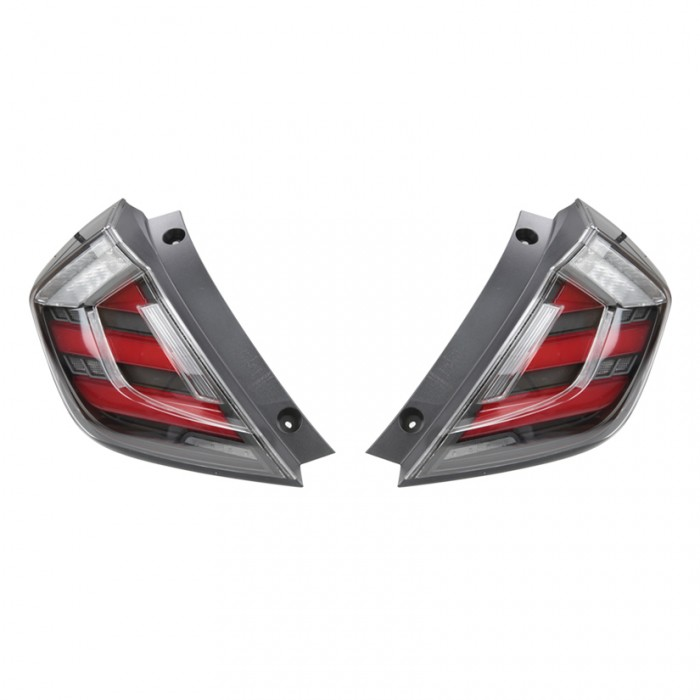 MUGEN Led Rear Lights Honda - Civic Type R FK8 & Civic 1.5T 2016+ (Hatchback)