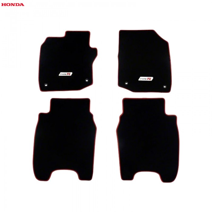 Genuine Honda Access LHD Floor Mats Civic Type R FK2 15+