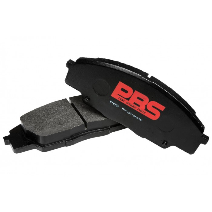 PBS ProTrack Front Brake Pads Honda - Civic Type R EP3 / FN2 & S2000