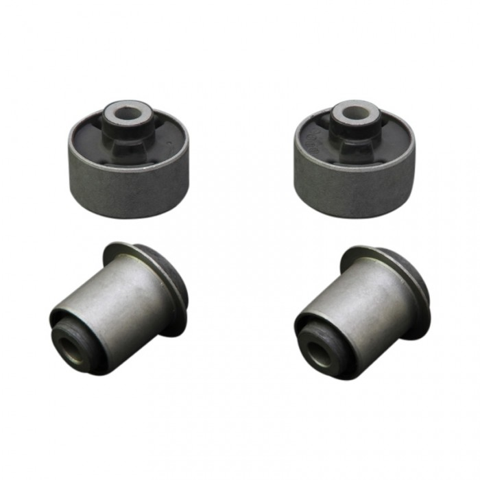 Hardrace Hardened Rubber Front Lower Arm Bushes 4PC - Civic Type R EP3 / Integra DC5