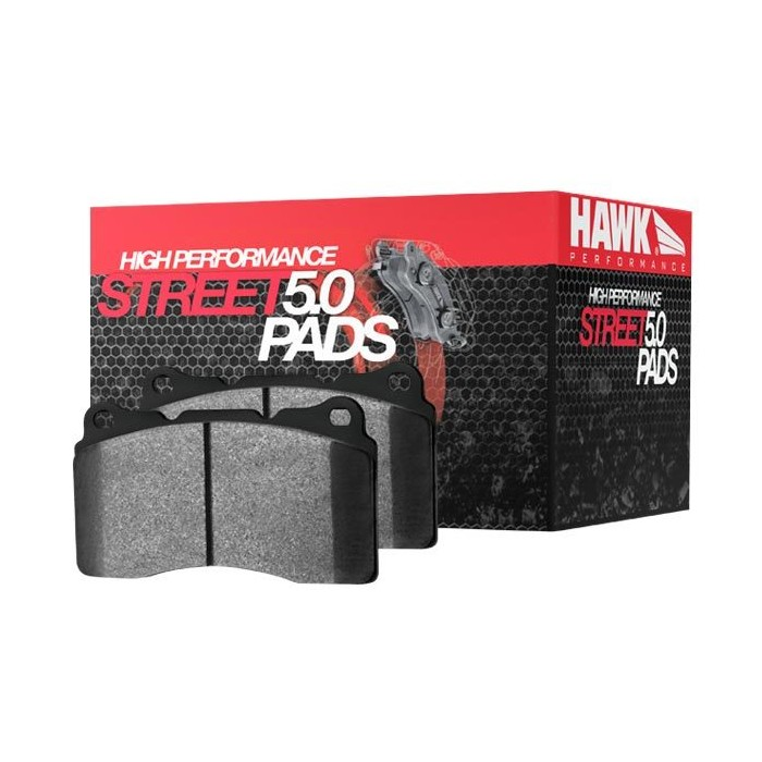 HAWK Performance Rear Brake Pads - Civic 1.5L Turbo 2016+ (FK/FC)