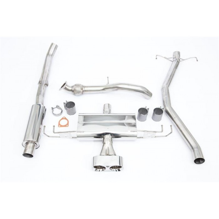 Thermal R&D Exhaust w/ Frontpipe - Civic 1.5T 2016+ (Hatchback)