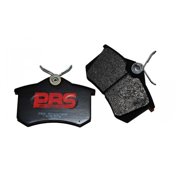 PBS Prorace Rear Brake Pads - Renault Clio 3 RS 197/200
