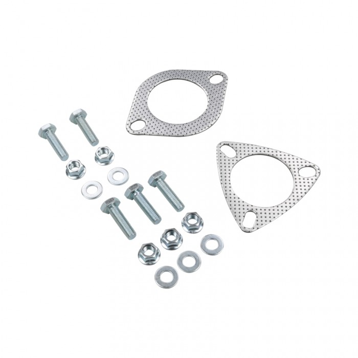Tegiwa 70mm Exhaust Fitting Kit Honda Civic EP3 Type R