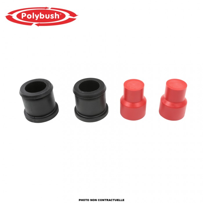 POLYBUSH Front Wishbone Rear Bush - Civic Type R FK2 15+