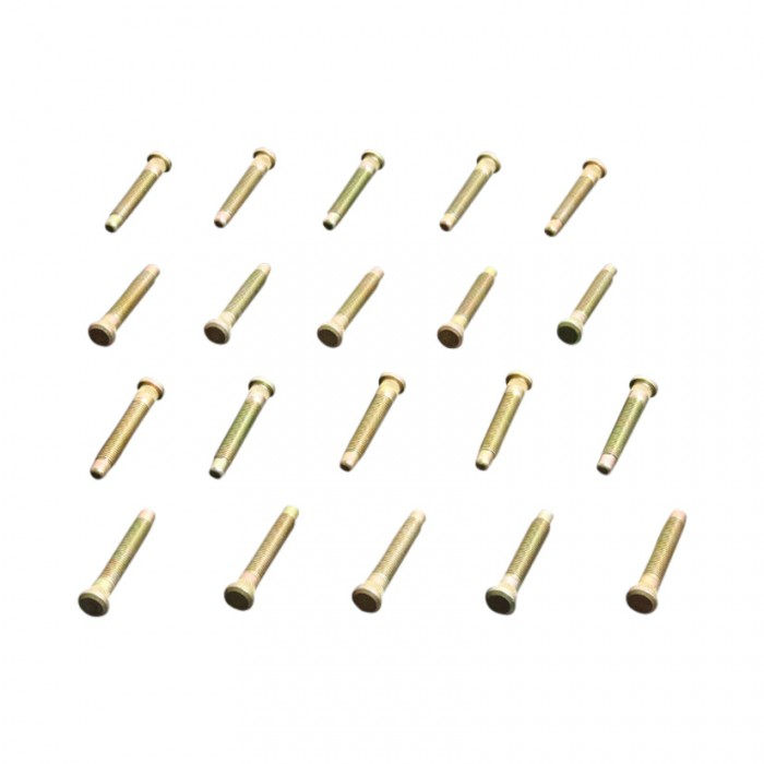 Hardrace Extended Wheel Studs 20PC Set - M12x1.5