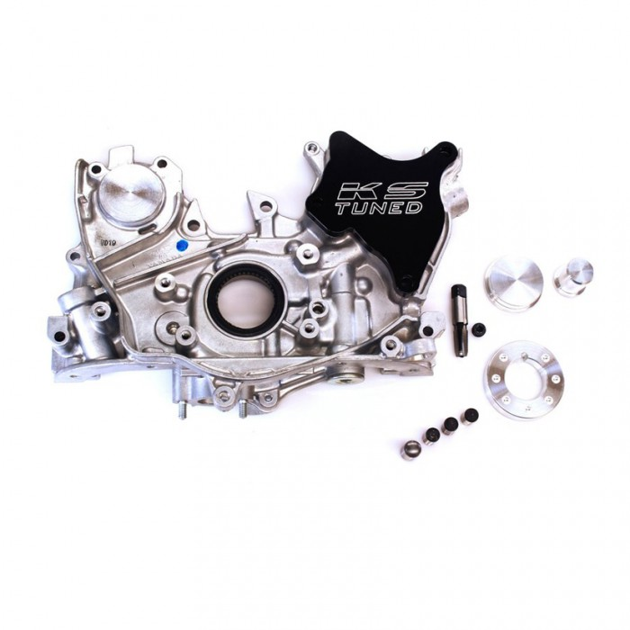KS TUNED Balance Shaft Eliminator Kit With OEM Honda Oil Pump - Accord Type R CH1 / Prelude 2.2L