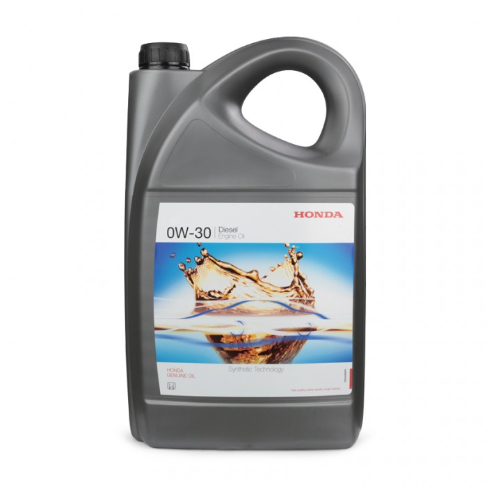 Genuine Honda Engine Oil 4L 0W30 Diesel