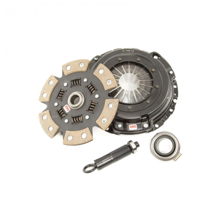 Competition Clutch Stage 4 Clutch Kit K20A - Civic Type R EP3 & Integra DC5