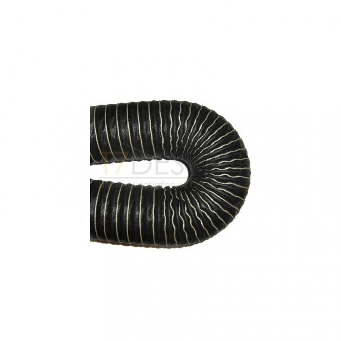 Race Car Heater Screen Neoprenne Ducting - (51MM) 1 Meter