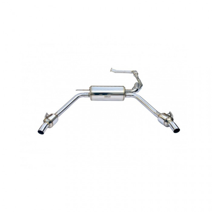 Invidia Q300 TL V2 Cat-back Exhaust System - Civic Type R FN2 07-11