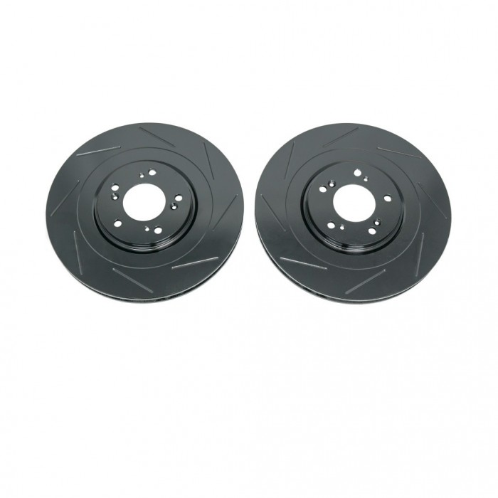 Ballade Sports 330MM Front Replacement Big Brake Disc Set - S2000