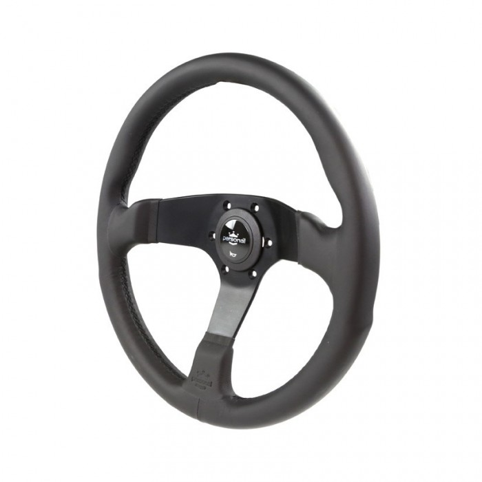 Personal Fitti E3 Leather Steering Wheel - 350mm