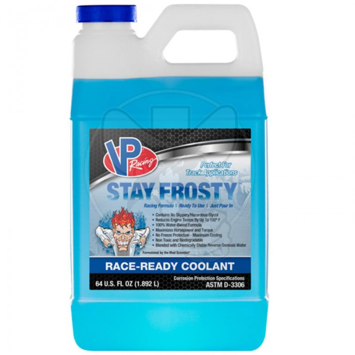 Liquide de Refroidissement VP Racing Stay Frosty Race Ready - 1.9L