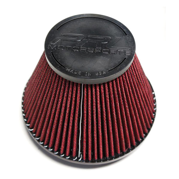 """PRL Motorsports 6"""" Replacement Air Filter Inlet Oiled Cone - PRL FK8 High Volume Intake"""
